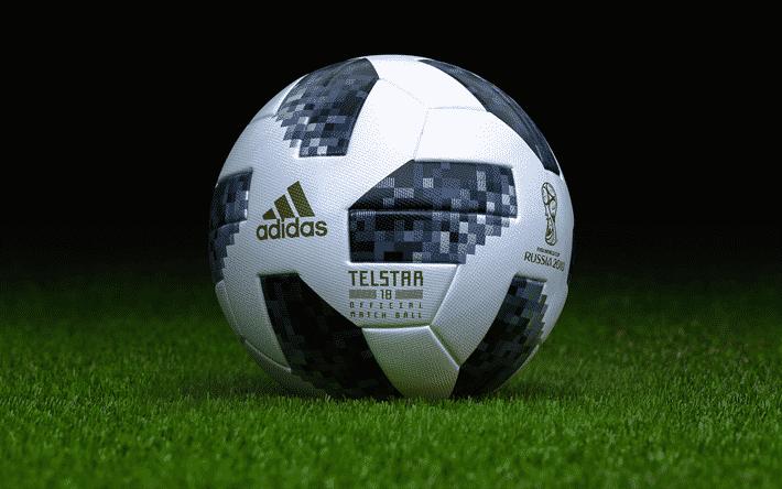 حجم كرة القدم ووزنها