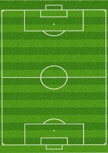 طول وعرض ملعب كرة القدم