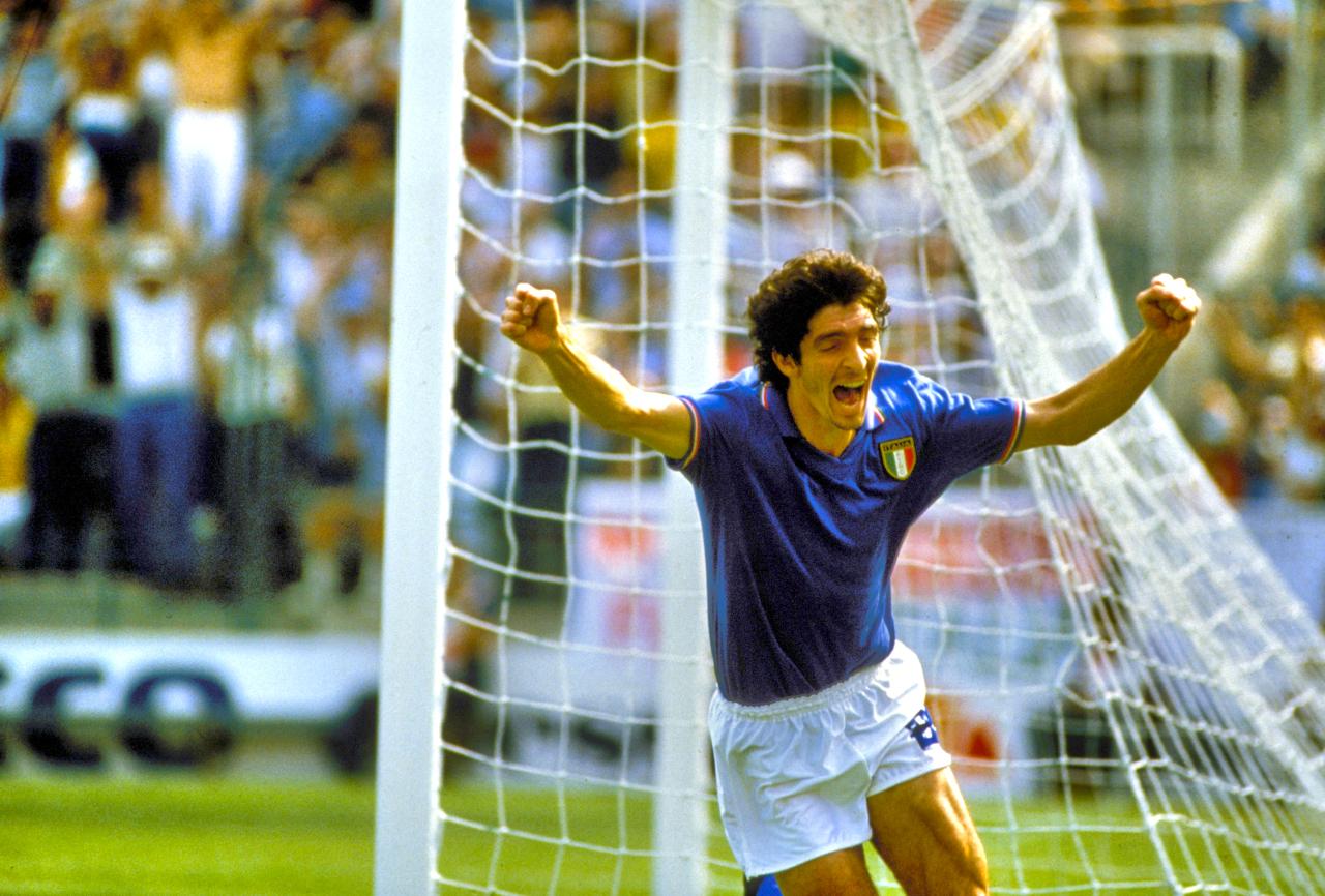 صور من هو هداف كاس العالم 1982