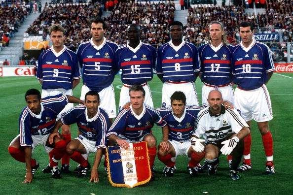 Photo of من الفائز بكاس العالم 1998