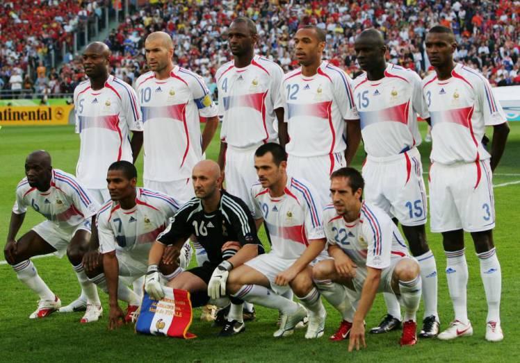 Photo of وصيف مونديال 2006
