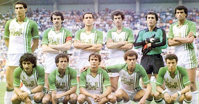 اين اقيمت نهائيات كاس العالم 1982