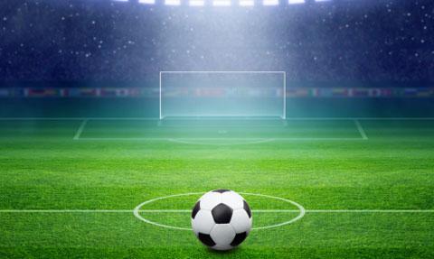 مشاهدة مباراة كرة القدم