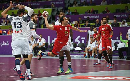 صور قواعد لعبة كرة اليد