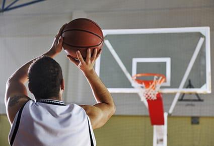 Photo of لعبة كرة السلة