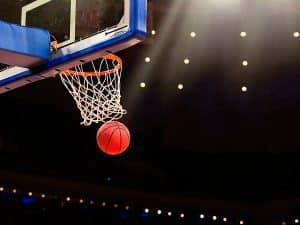 كرة السلة وقوانينها