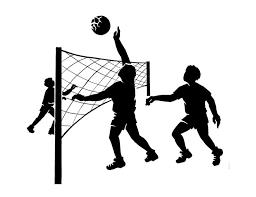 مقاسات ملعب كرة الطائرة