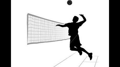 صور ملعب كرة الطائرة وقياساته