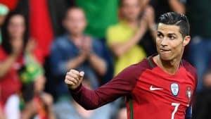 اهداف كرستيانو رونالدو مع المنتخب البرتغالي