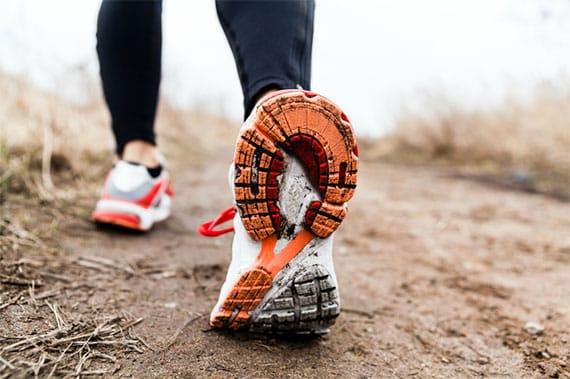 افضل وقت للمشي لحرق الدهون