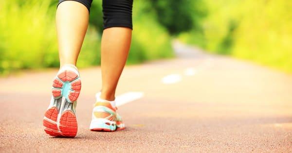 افضل وقت للمشي لانقاص الوزن