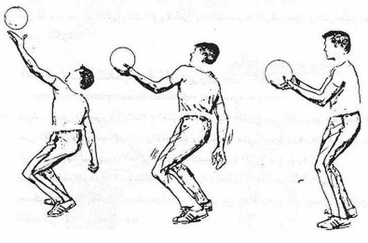 الارسال في كرة الطائرة