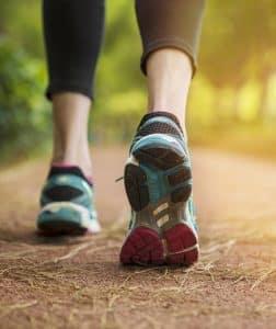 فوائد المشي نصف ساعه