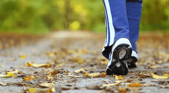 مدة المشي لتخفيف الوزن