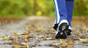 المشي لمدة ساعة كم كيلو