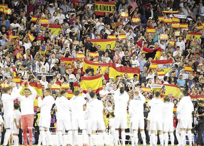 صور علم ريال مدريد
