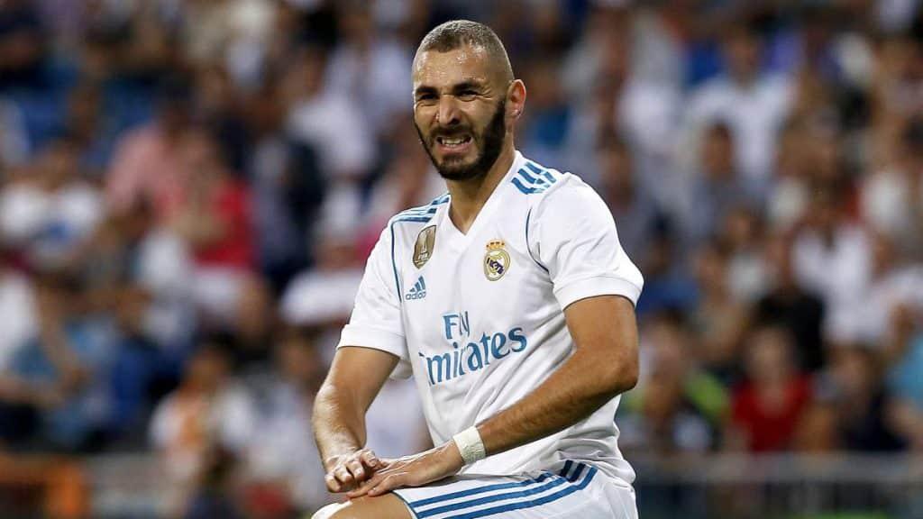 مهاجم ريال مدريد عربي