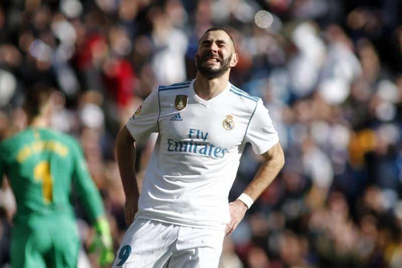 Photo of مهاجم ريال مدريد من أصول عربية