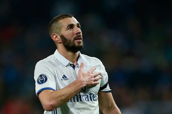 Photo of مهاجم ريال مدريد من اصل عربي