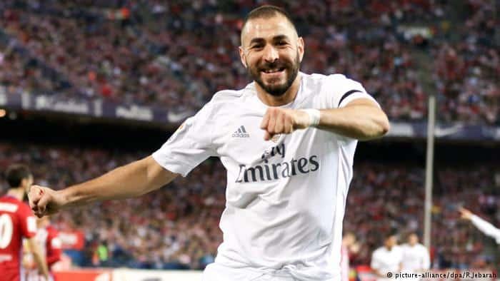 Photo of مهاجم ريال مدريد من اصول عربية 6 حروف