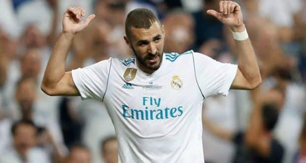 صور مهاجم ريال مدريد من اصول عربيه من ست حروف