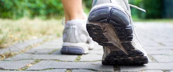 الوقت المناسب للمشي لتخفيف الوزن