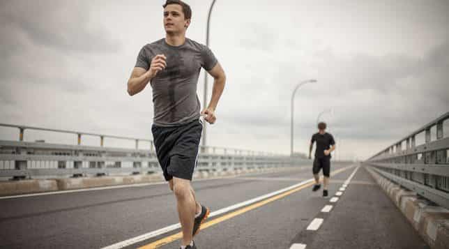 تمارين الركض