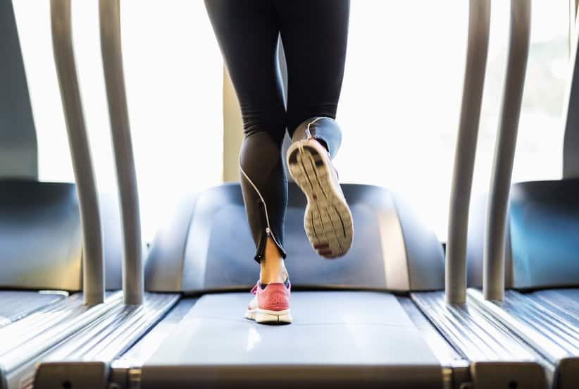 صور هل جهاز المشي ينقص الوزن