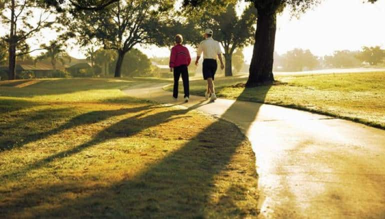 Photo of المشي ساعتين يوميا