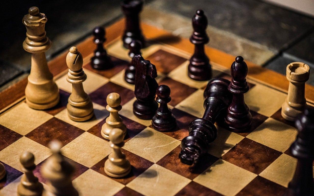 Photo of لعبة الشطرنج