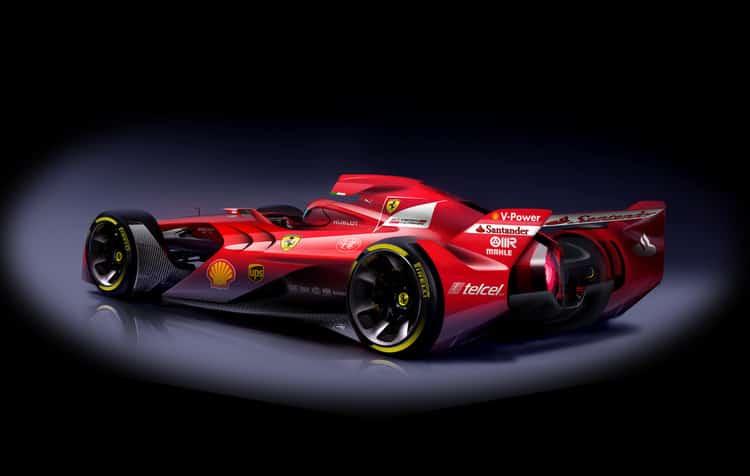 صور سرعة سيارات الفورمولا 1