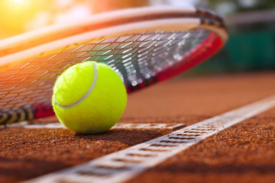 صور قوانين التنس الارضي