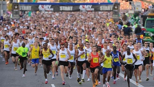 صور ما هي مسافة سباق الماراثون