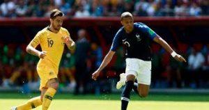منتخب الدنمارك يواجه أستراليا
