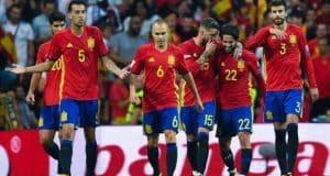 القنوات الناقلة لمباراة إسبانيا وإيران