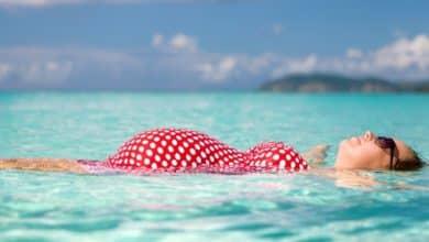 Photo of فوائد السباحة للحامل