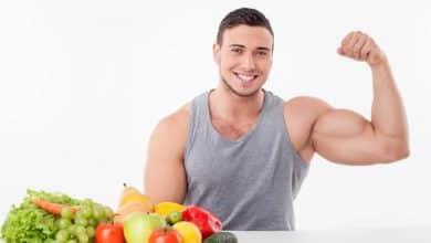 صور نظام غذائي لحرق الدهون وبناء العضلات