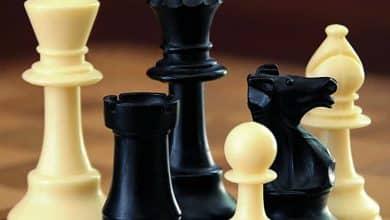 صور اسماء قطع الشطرنج