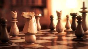 اسماء قطع الشطرنج