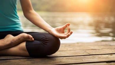 صور كيفية ممارسة اليوغا
