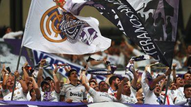 صور لعبة ريال مدريد