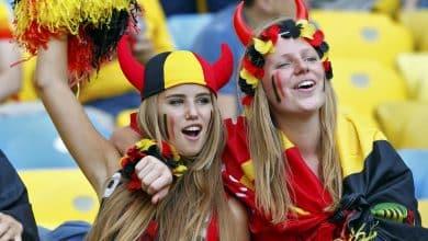 Photo of مباراة بلجيكا