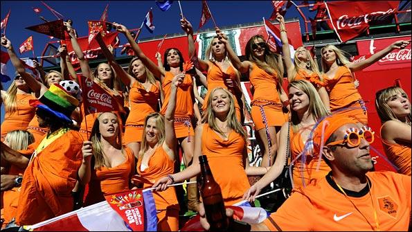 مباراة هولندا
