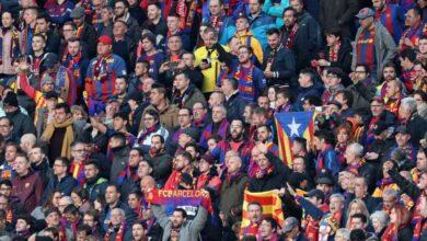 Photo of مباراة برشلونة الان