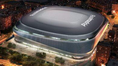 Photo of مساحة ملعب سانتياغو برنابيو